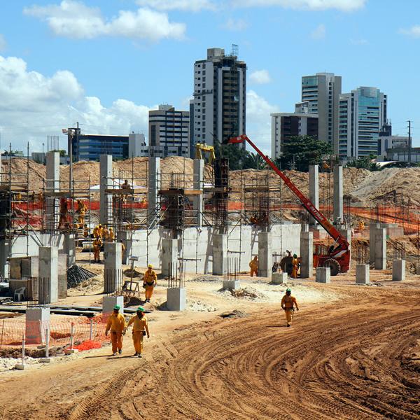 Curso de Reciclagem NR 18 - Segurança na Indústria da Construção Civil